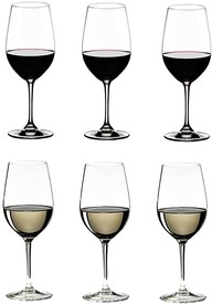 Riedel Vinum Riesling/Zinfandel Glasses (Set of 6)